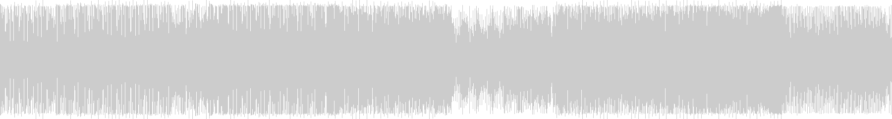 BPM140:ワークアウト:ループ版の未再生の波形