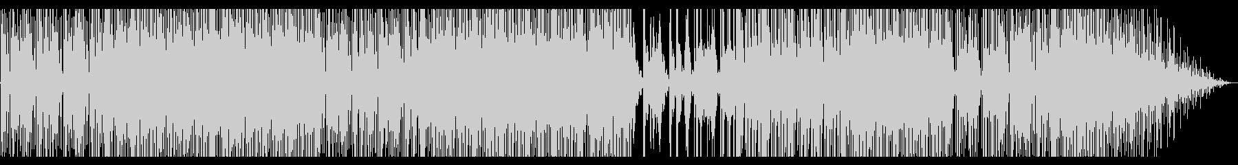 レトロ/浮遊感/テクノ_No437の未再生の波形