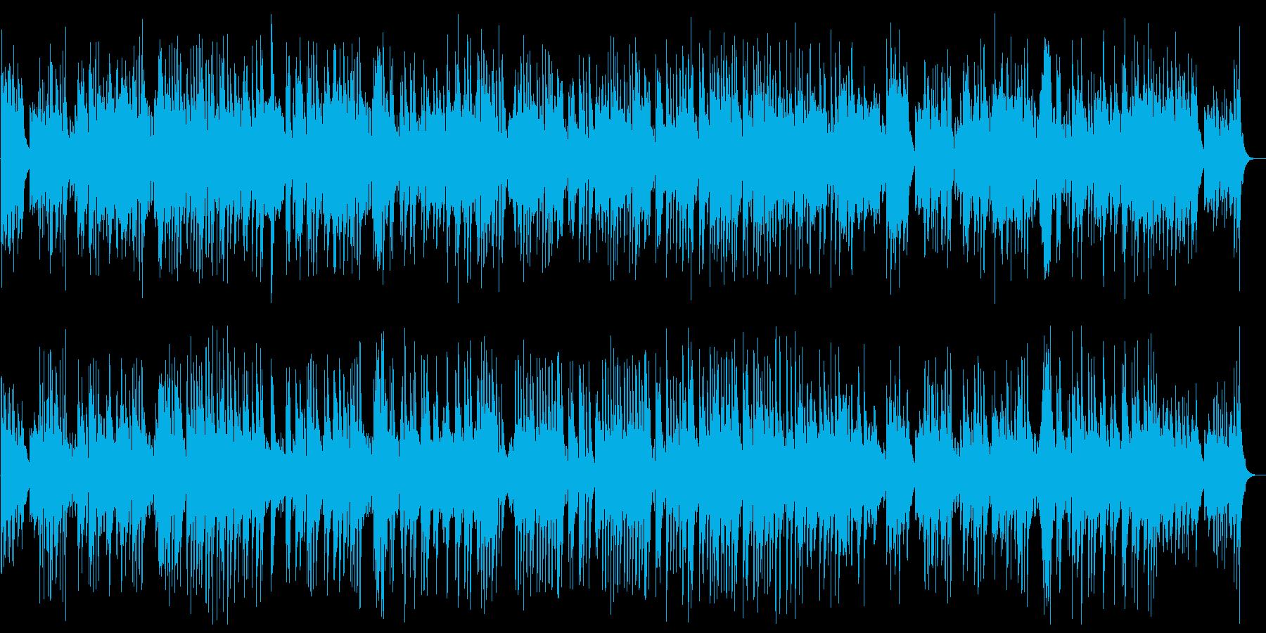可憐で軽やかなクラシカルピアノサウンドの再生済みの波形