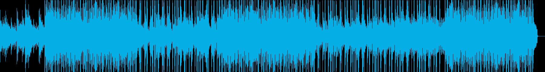 R&B/英語/女性ボーカル/洋楽の再生済みの波形
