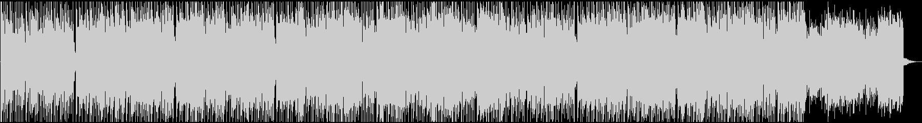 ほのぼの・日常・インディーポップBGMの未再生の波形