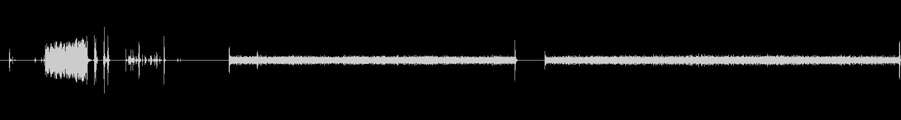 8MM BELL&HOWELL、ラ...の未再生の波形