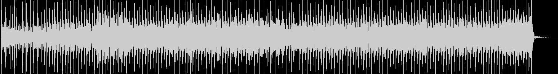シンセサイザー、ベース、ドラム、エ...の未再生の波形