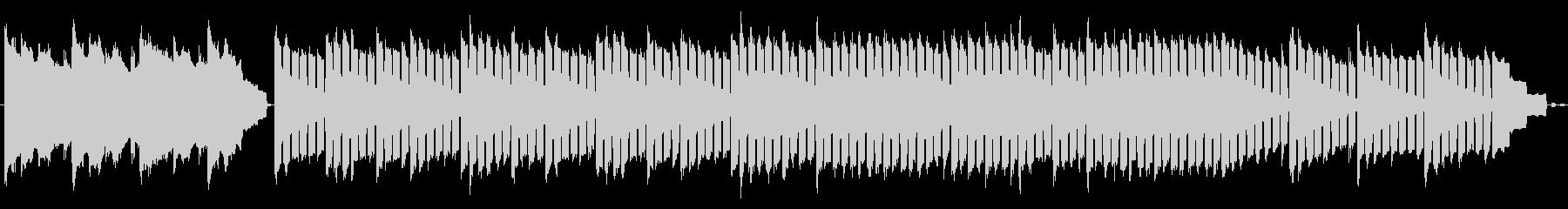 GB風アクションゲームのED曲の未再生の波形