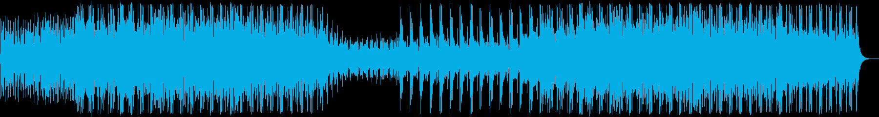 BGM_試合開始の再生済みの波形