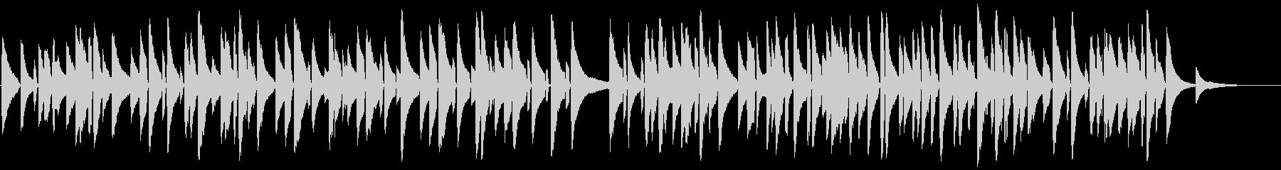 Shiodokiの未再生の波形