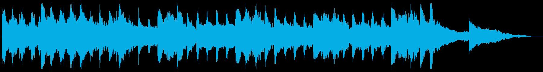 ティーン クラシック交響曲 劇的な...の再生済みの波形