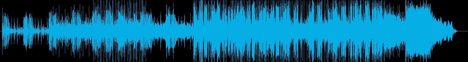 ファンキーなグルーヴ、ビッグビート...の再生済みの波形