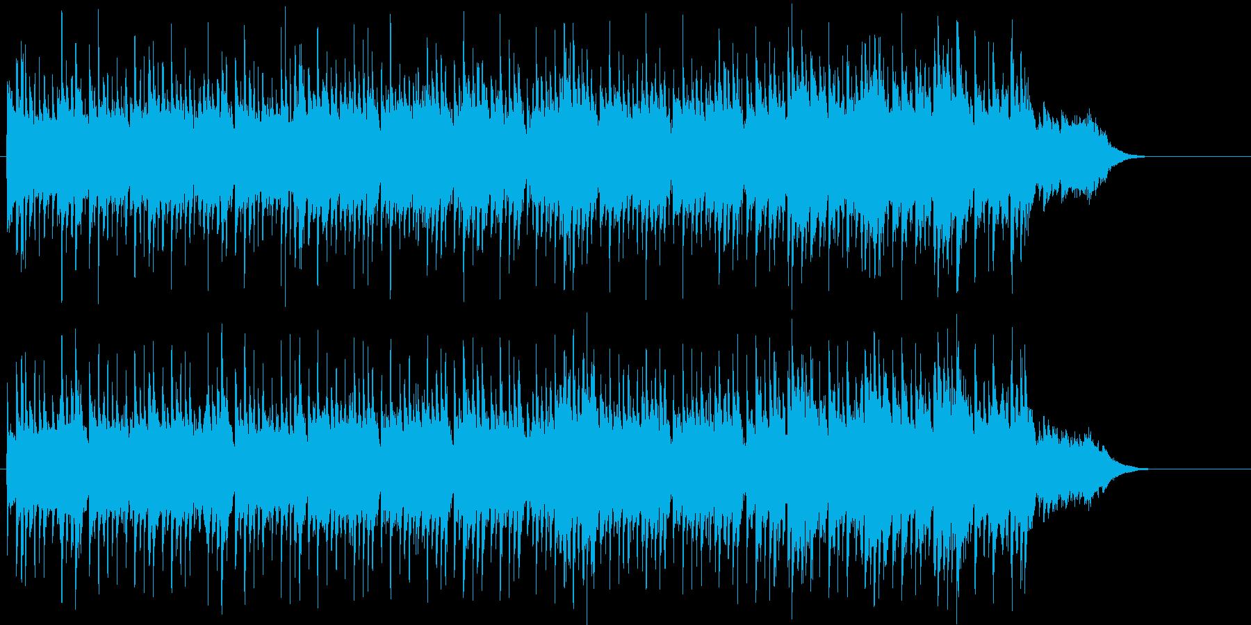 南方イメージポップスの再生済みの波形