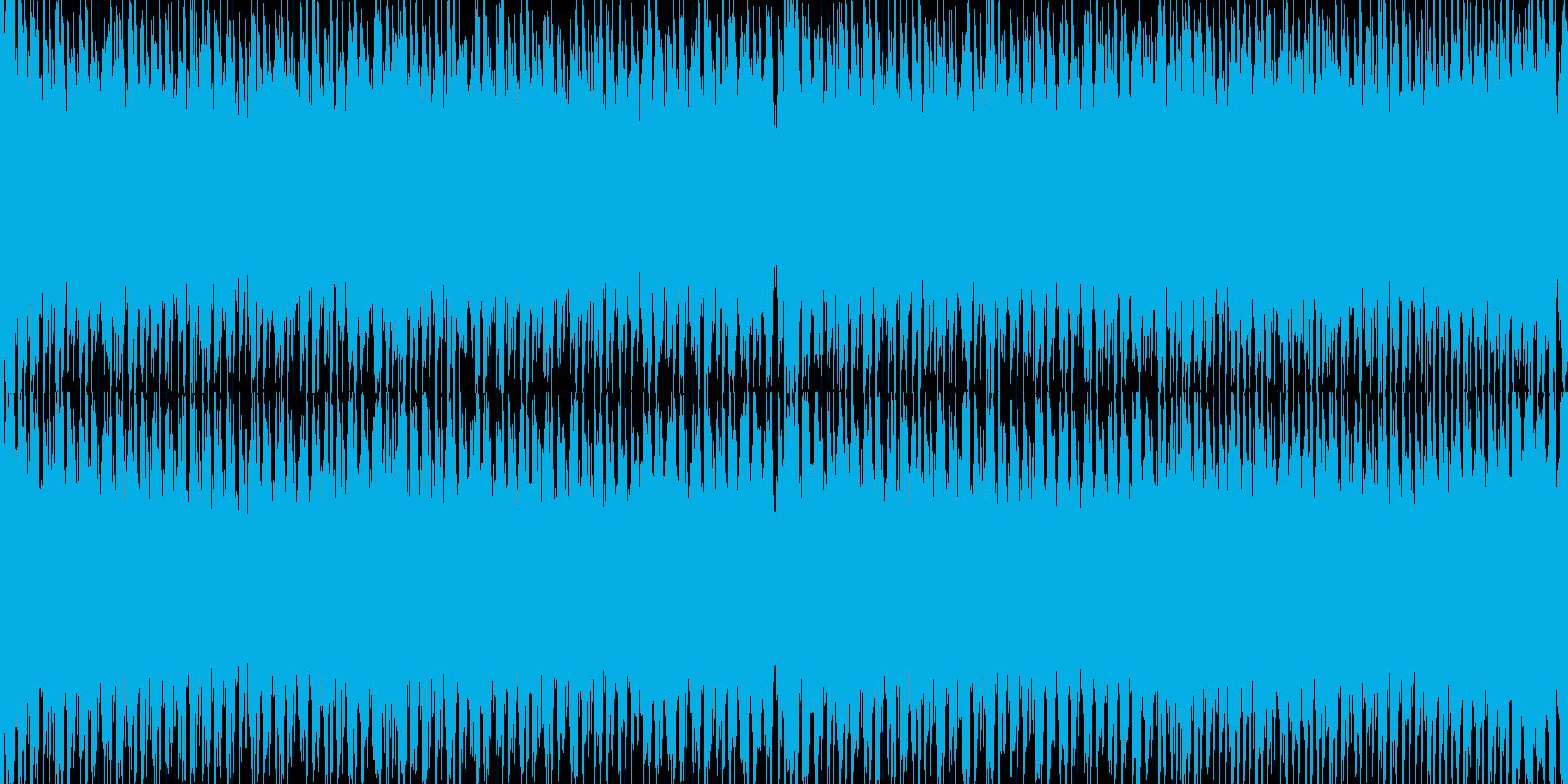 【EDMループ素材】企業・映像制作向きCの再生済みの波形