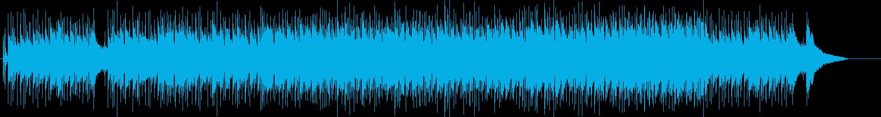 しなやかで華麗なポップ・ピアニズムの再生済みの波形
