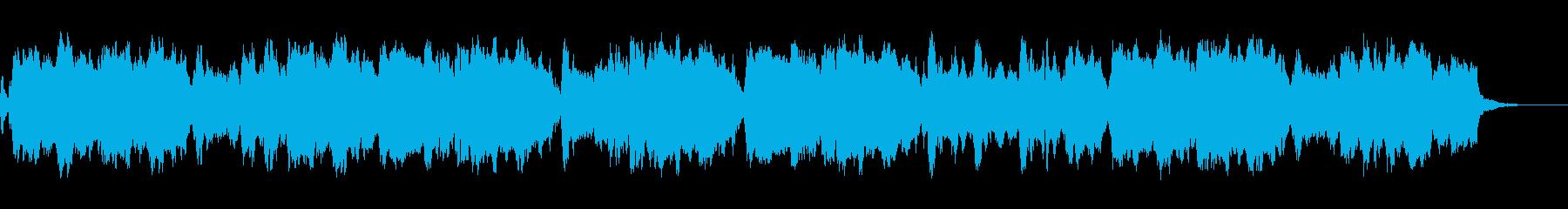 ハリウッド「短くて壮大」オーケストラdの再生済みの波形