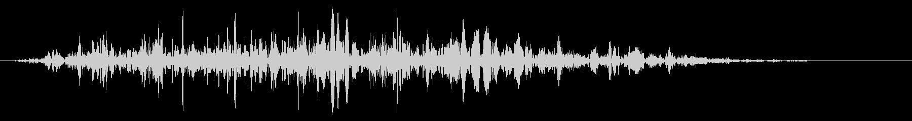スライムなどが蠢く音タイプA#8の未再生の波形