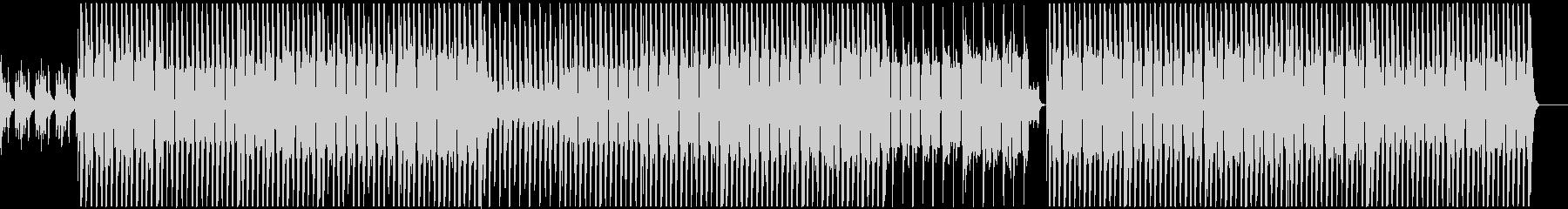 カンフー アクション バトル スピードの未再生の波形