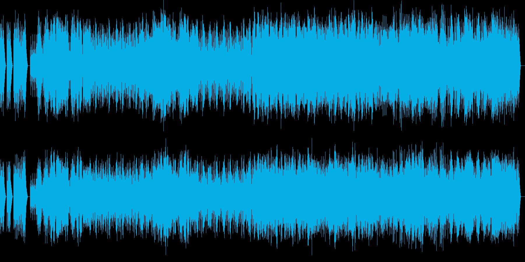 第8曲 花のワルツ(オルゴール)の再生済みの波形