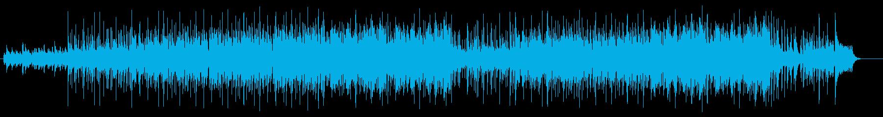 ビバ・ワールド(哀愁のインディオ風)の再生済みの波形