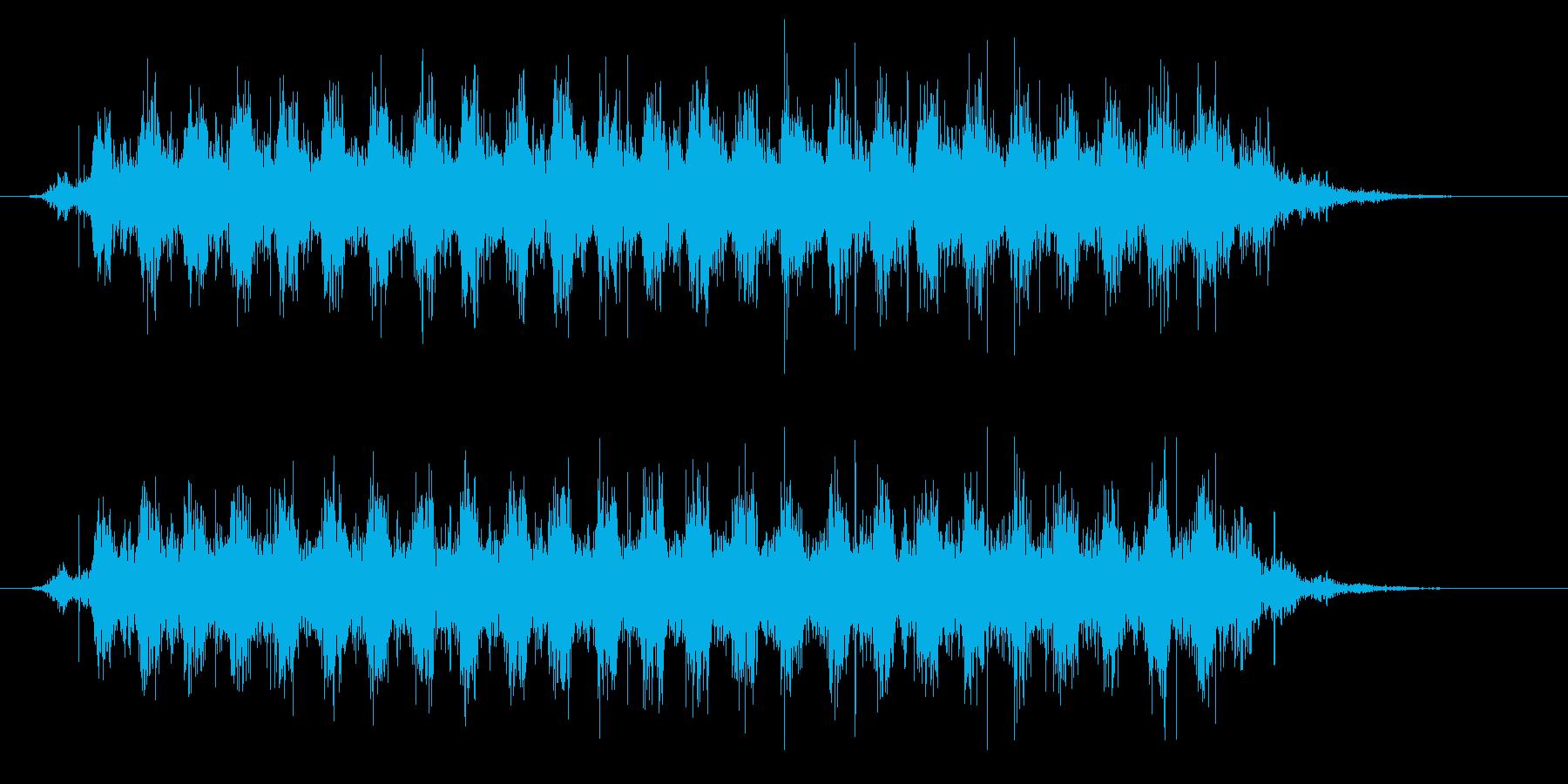 深海コポコポ 水中 アクア 潜水 短めの再生済みの波形