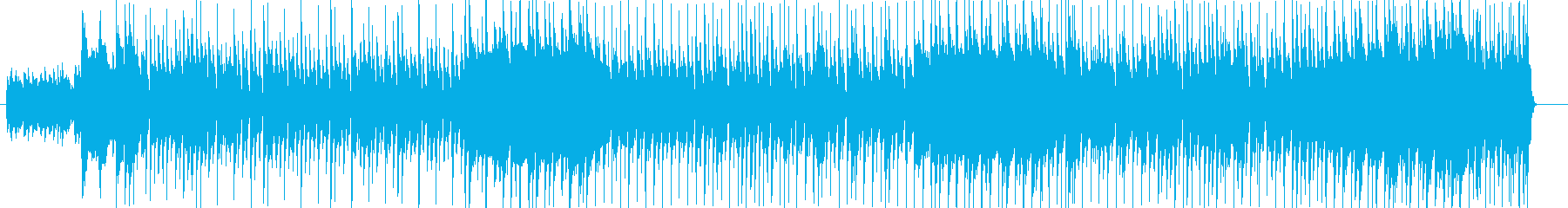 Country style image of nomadic life's reproduced waveform
