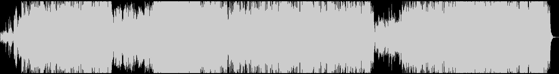 ORCHESTRA曲です。の未再生の波形