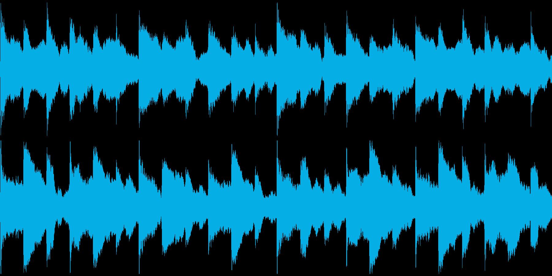 感動表現、CM,ブライダル、ループ5の再生済みの波形