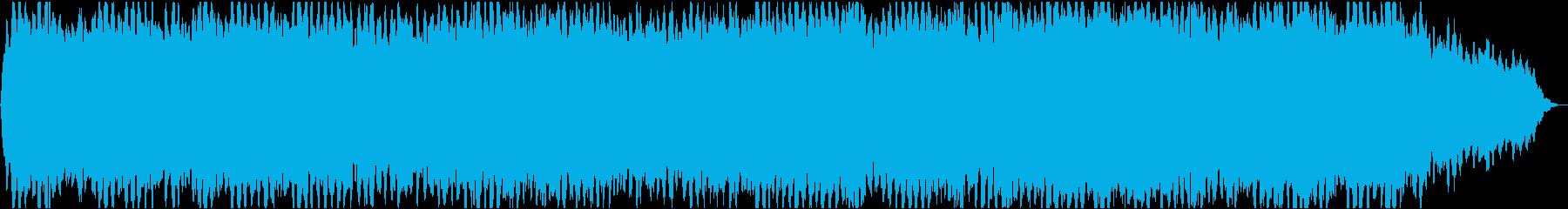 空間BGM3 リラクゼーション・施設の再生済みの波形