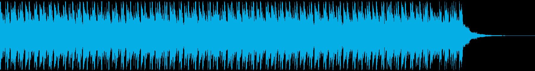 高揚感あふれるポップ(ショート2)の再生済みの波形
