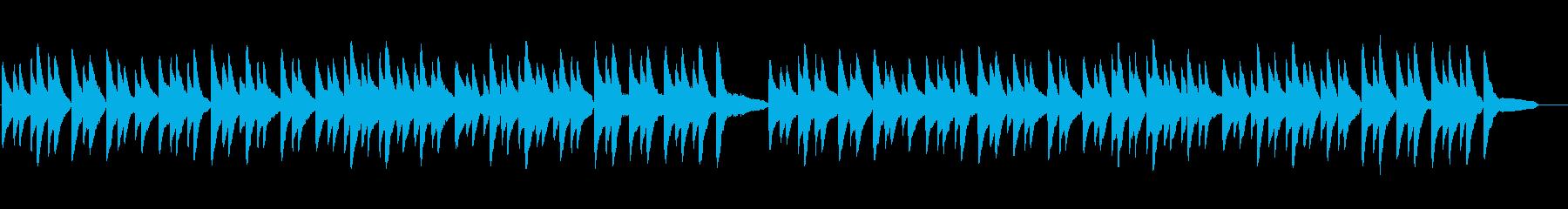 環境音楽風あんたがたどこさ(地方版)の再生済みの波形