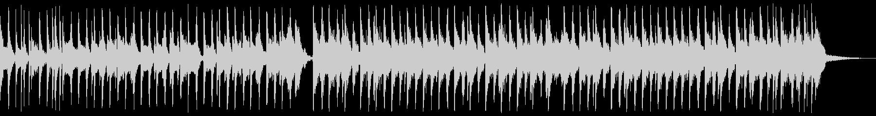 おしゃれなエレクトロスウィング01bの未再生の波形