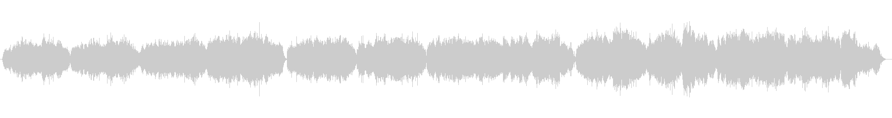 教会-教会オルガン3の未再生の波形