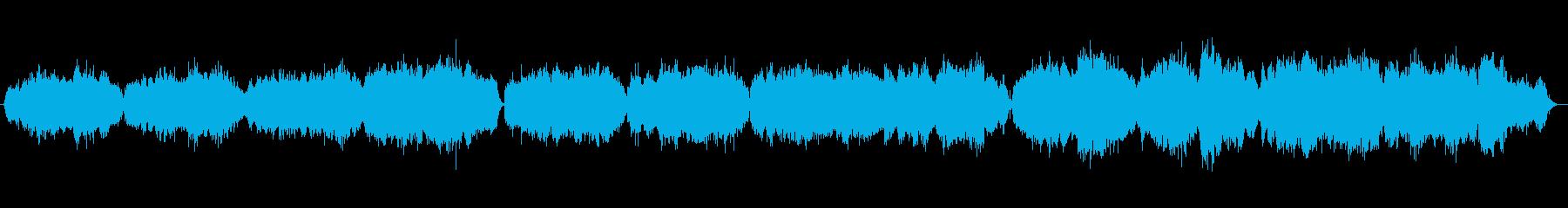教会-教会オルガン3の再生済みの波形