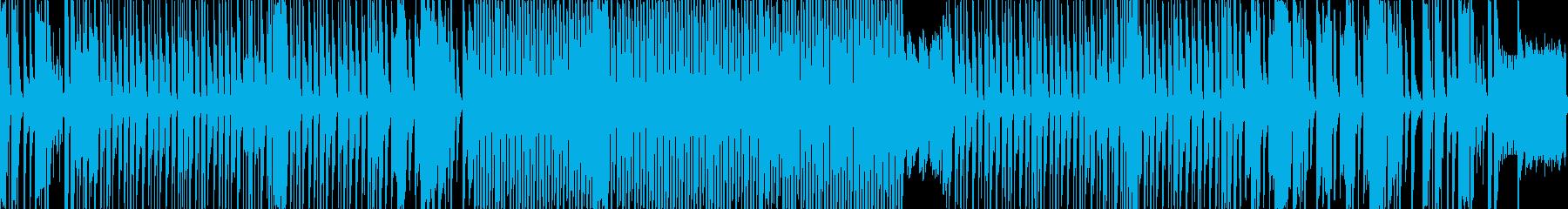 ラデツキー行進曲/ポップアレンジの再生済みの波形