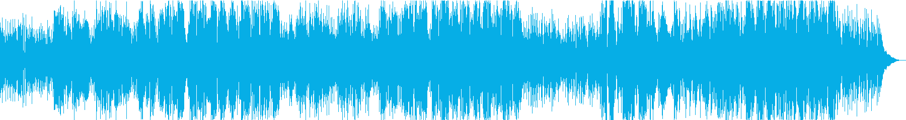 王道J-POPソング風 アコギ弾き語りの再生済みの波形