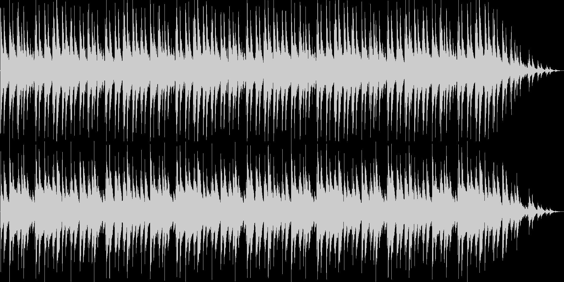 Aギターメイン癒し系ヒーリングサウンドの未再生の波形