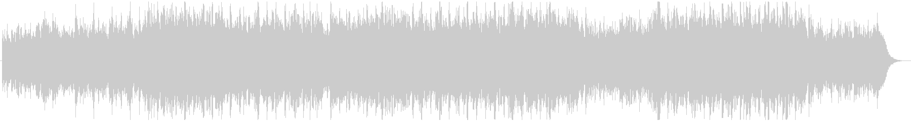 現代的 交響曲 プログレッシブ フ...の未再生の波形