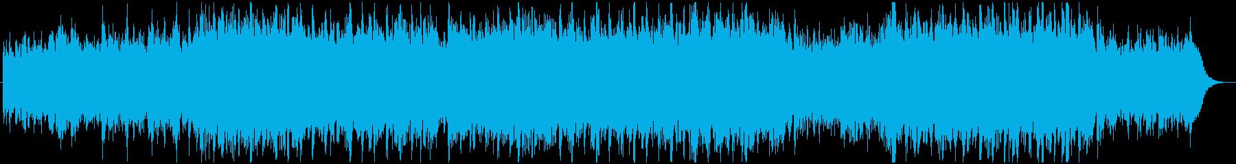 現代的 交響曲 プログレッシブ フ...の再生済みの波形