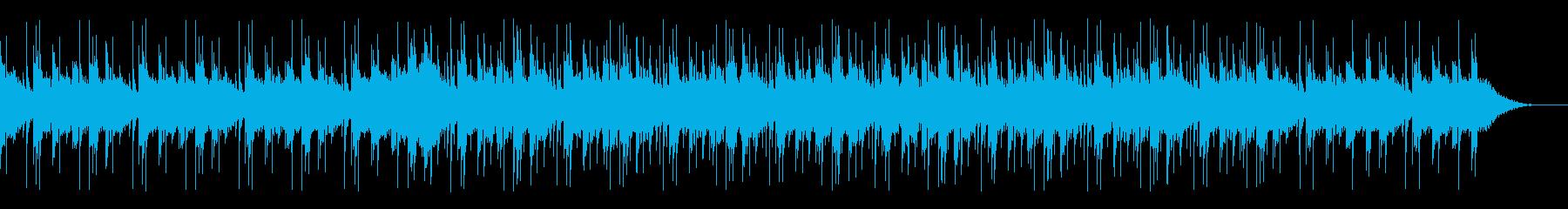コーポレートテクスチャ―16の再生済みの波形