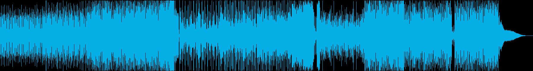 夏 ビーチ トロピカル  EDM 楽しいの再生済みの波形