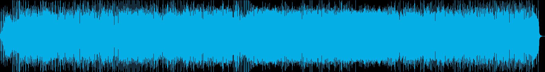 英詞サイケデリック・ファンク・ロックの再生済みの波形
