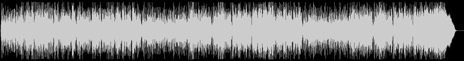 スローファンクとメロディック。の未再生の波形