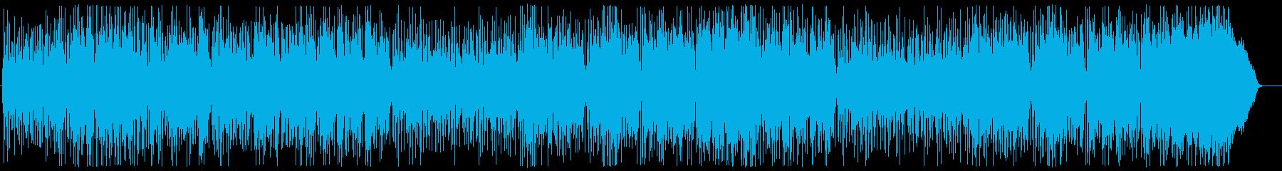 スローファンクとメロディック。の再生済みの波形