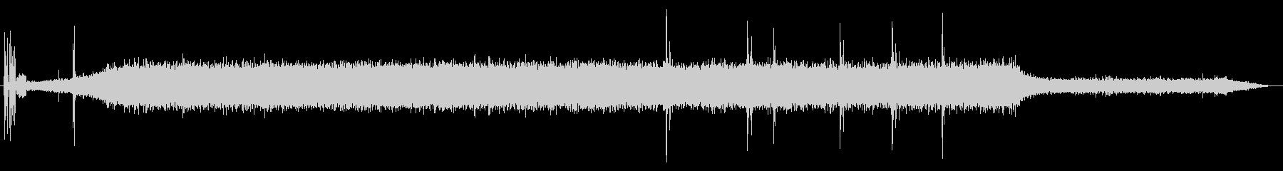 光学ドライブ01-1(動作音)の未再生の波形