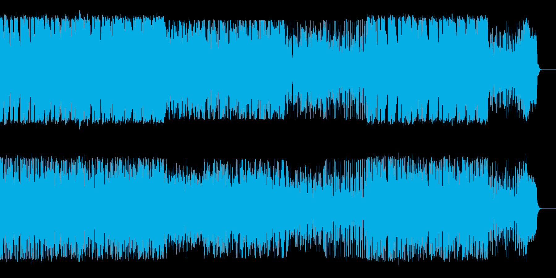 クラシック アクション 勝利者 フ...の再生済みの波形