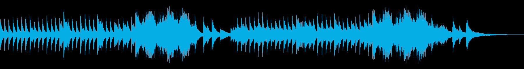 KANTピアノバラード200603の再生済みの波形