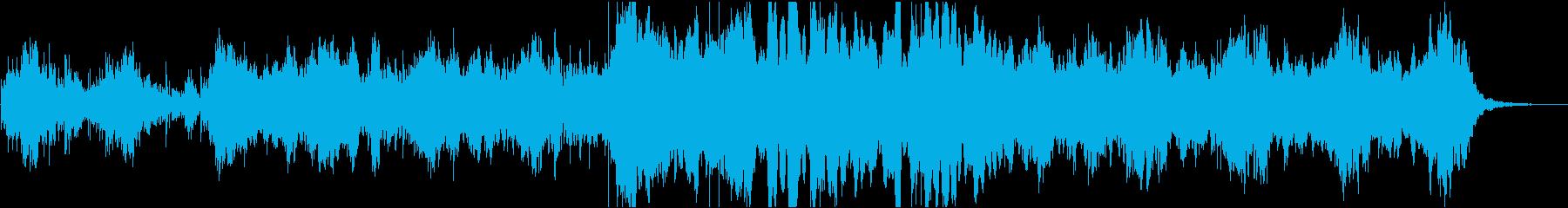 解説 説明 16bit48kHzVerの再生済みの波形