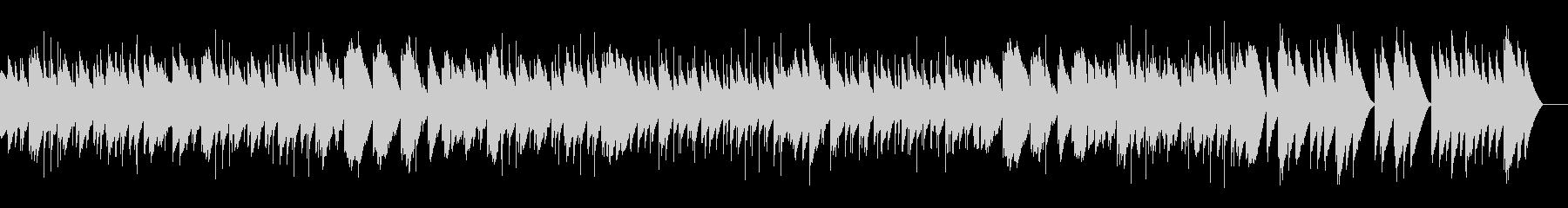 アイーダ 凱旋行進曲 (オルゴール)の未再生の波形