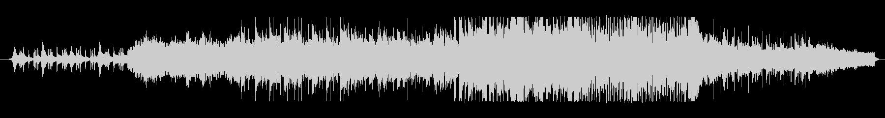 爽やかファンタジーな管楽器シンセサウンドの未再生の波形
