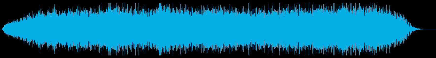 コンピュータ・研究所・近未来のBGMの再生済みの波形
