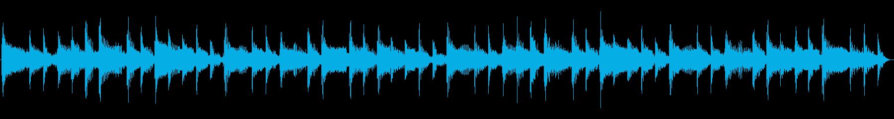 夏らしい爽やかなウクレレポップ【14秒】の再生済みの波形