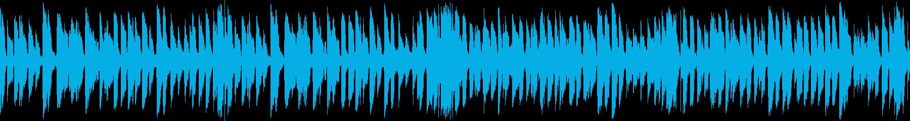 チルアウト ジャズの再生済みの波形
