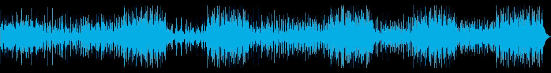 伝統的な要素と現代的な要素がミック...の再生済みの波形